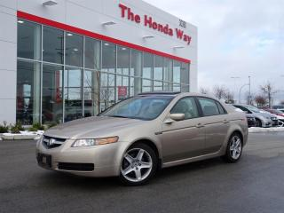 Used 2004 Acura TL 5-Speed AT for sale in Abbotsford, BC