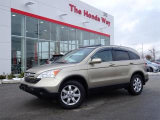 Used 2007 Honda CR-V 4WD EX-L for sale in Abbotsford, BC
