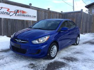 Used 2012 Hyundai Accent L for sale in Stittsville, ON