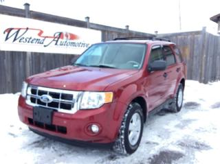 Used 2009 Ford Escape XLT for sale in Stittsville, ON