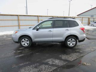 Used 2015 Subaru Forester 2.5i AWD for sale in Cayuga, ON