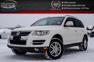 Used 2008 Volkswagen Touareg 2 Comfortline|4x4|Sunroof|Heated Front Seats|Keyless Entry|17