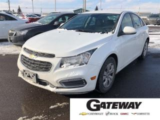 Used 2016 Chevrolet Cruze 1LT|REMOTE START|BACK UP CAM|BLUETOOTH| for sale in Brampton, ON