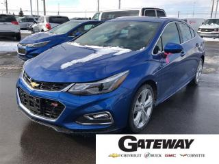 Used 2016 Chevrolet Cruze RS|SUNROOF|LEATHER|BLUETOOTH| for sale in Brampton, ON