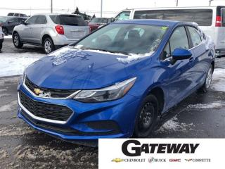 Used 2017 Chevrolet Cruze LT Sunroof Alloys Tech Pkg True North Edition for sale in Brampton, ON