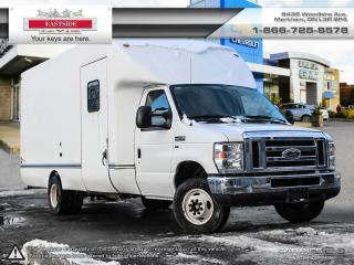 Used 2011 Ford E-450 Super Duty Cutaway Chass - for sale in Markham, ON