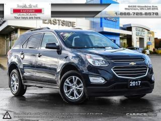 Used 2017 Chevrolet Equinox - for sale in Markham, ON