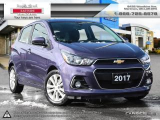 Used 2017 Chevrolet SPARK 1LT - for sale in Markham, ON