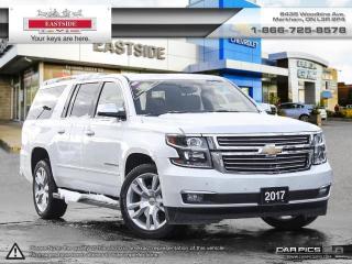 Used 2017 Chevrolet Suburban Premier for sale in Markham, ON