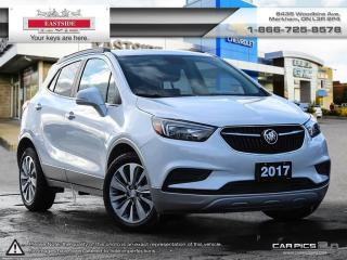 Used 2017 Buick Encore - for sale in Markham, ON