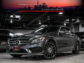 Used 2015 Mercedes-Benz C-Class C400 RARE OPTIONS|AMG|HEADSUP|B.SPOT|BURMESTER|COOLEDSEATS|LOADED for sale in North York, ON