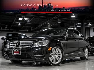 Used 2011 Mercedes-Benz C250 4MATIC|PARKING SENSORS|BLUETOOTH for sale in North York, ON