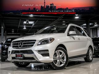 Used 2015 Mercedes-Benz ML 350 NAVI|BLINDSPOT|360CAM|PANO|BLUETEC for sale in North York, ON