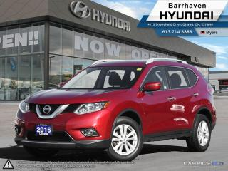 Used 2016 Nissan Rogue SV for sale in Nepean, ON