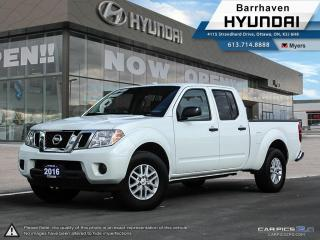 Used 2016 Nissan Frontier SV for sale in Nepean, ON