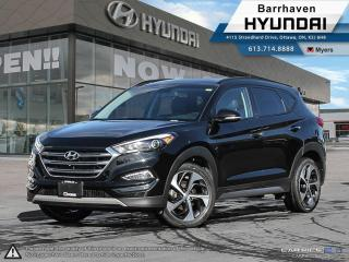Used 2017 Hyundai Tucson SE 1.6T AWD for sale in Nepean, ON