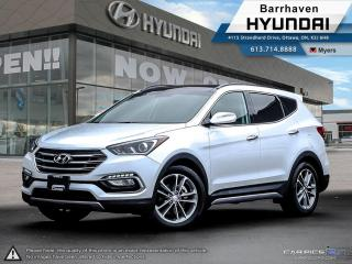 Used 2017 Hyundai Santa Fe 2.0 Limited for sale in Nepean, ON