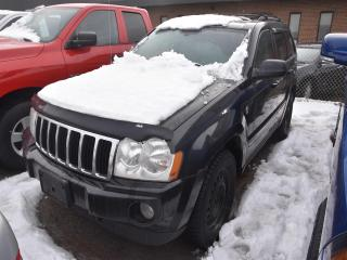 Used 2005 Jeep Grand Cherokee Limited LEATHER, SUNROOF, HEMI !!! for sale in Concord, ON