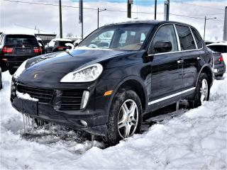 Used 2008 Porsche Cayenne S for sale in Concord, ON