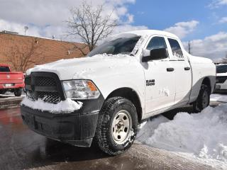 Used 2013 Dodge Ram 1500 ST QUAD CAB, 4X4, READY FOR WORK !!! for sale in Concord, ON