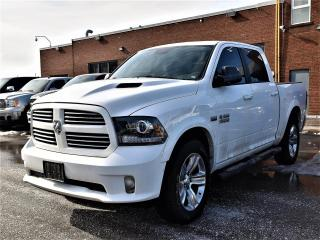 Used 2014 Dodge Ram 1500 Sport LEATHER, SUNROOF, NAVIGATION !!! for sale in Concord, ON