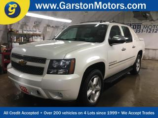 Used 2012 Chevrolet Avalanche LTZ 4WD*LEATHER*NAVIGATION*POWER SUNROOF*REAR PANASONIC DVD PLAYER w/HEADPHONES*BACK UP CAMERA*HEATED STEERING WHEEL*HEATED/COOLED FRONT SEATS* for sale in Cambridge, ON