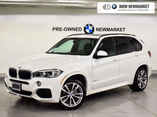 Used 2017 BMW X5 xDrive35d for sale in Newmarket, ON