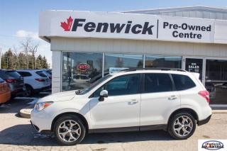 Used 2015 Subaru Forester 2.5i Limited at for sale in Sarnia, ON