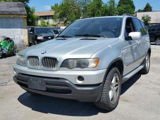 Used 2001 BMW X5 4.4i, Certified for sale in Scarborough, ON