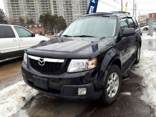 Used 2008 Mazda Tribute AWD /NAVI/LEATHER/SUNROOF for sale in Scarborough, ON