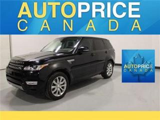 Used 2014 Land Rover Range Rover Sport V6 NAVIGATION MOONROOF REAR CAM for sale in Mississauga, ON