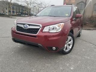 Used 2016 Subaru Forester 2.5i Convenience Package for sale in Quesnel, BC