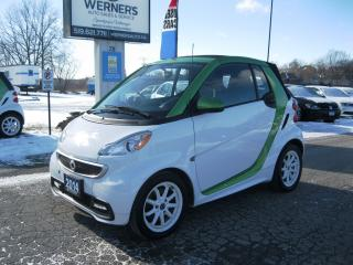 Used 2014 Smart fortwo CONVERTIBLE for sale in Cambridge, ON