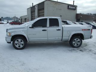 Used 2004 Dodge Ram 1500 SLT for sale in Waterloo, ON