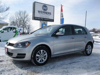 Used 2016 Volkswagen Golf TSI for sale in Cambridge, ON