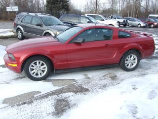 Used 2005 Ford Mustang for sale in Waterloo, ON