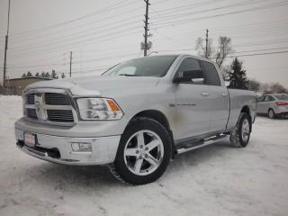 Used 2011 Dodge Ram 1500 BIG HORN for sale in Whitby, ON