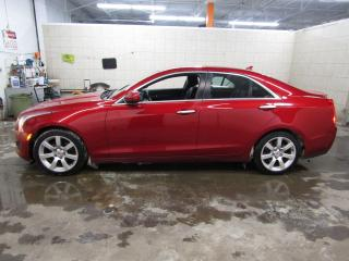 Used 2013 Cadillac ATS Push To Start | Bose Audio | Heated Seats for sale in North York, ON