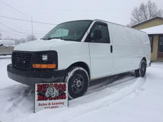 Used 2008 GMC Savana 3500 for sale in Glencoe, ON