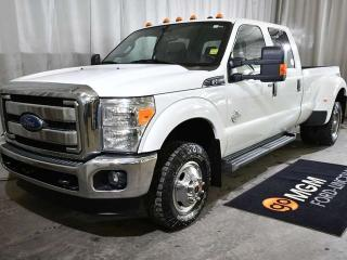Used 2015 Ford F-350 XLT for sale in Red Deer, AB