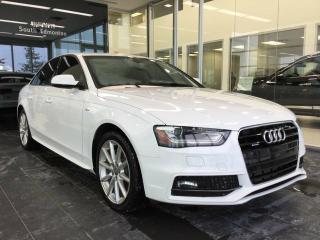 Used 2015 Audi A4 PROGRESSIV PLUS, S-LINE, AWD for sale in Edmonton, AB
