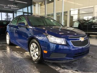 Used 2013 Chevrolet Cruze LT TURBO, ACCIDENT FREE for sale in Edmonton, AB