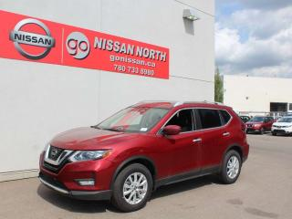 Used 2018 Nissan Rogue SV/AWD/PANO ROOF/HEATED SEATS for sale in Edmonton, AB