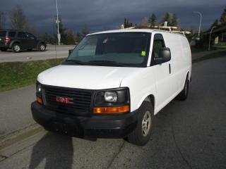 Used 2007 GMC Savana Cargo Van for sale in Surrey, BC