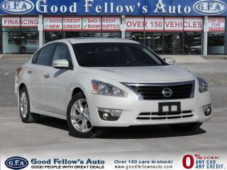 Used 2013 Nissan Altima MODEL, LEATHER SEATS, SUNROOF, HEATED SEATS for sale in North York, ON