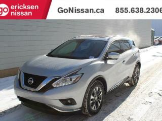 Used 2015 Nissan Murano Platinum 4dr All-wheel Drive for sale in Edmonton, AB