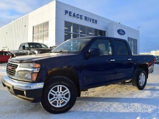 Used 2011 GMC Canyon SLT for sale in Peace River, AB