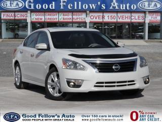 Used 2013 Nissan Altima SL MODEL, LEATHER SEATS, SUNROOF, REARVIEW CAMERA for sale in North York, ON