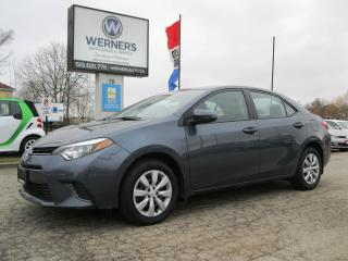 Used 2016 Toyota Corolla for sale in Cambridge, ON