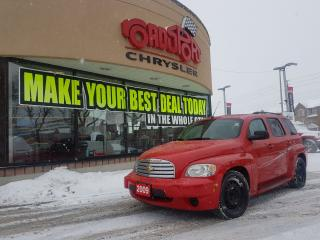Used 2009 Chevrolet HHR LS P-ROOF, PWR WINDOWS 2 SETS OF TIRES for sale in Scarborough, ON